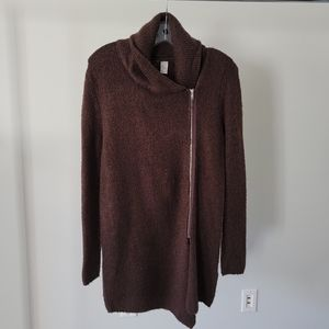 H&M Thick Zip-up Cardigan Sweater